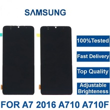 100Tested For Samsung Galaxy A7 2016 A710 A7100 A7