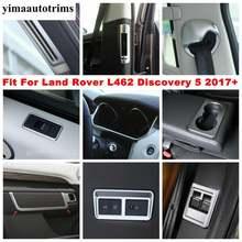 Для land rover l462 discovery 5 2017  2020 панель приборной