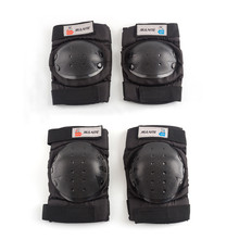 Knee-Pads Cycling-Protection-Set Downhill-Tape Elbow Snowboarding-Bike MTB Support Dancing