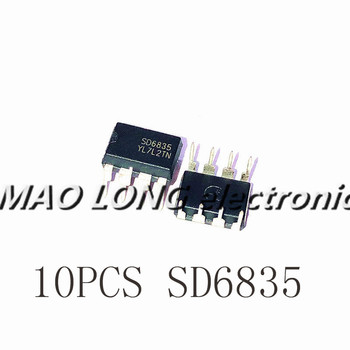 10PCS/LOT SD6835 DIP-8 6835 DIP8 DIP In Stock new original image