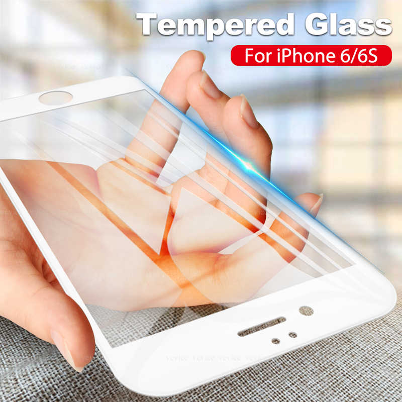 Beschermende Anti-Shock Screen Protectors Voor Iphone 11Pro 5 5 S Se 6 6 S 7 8 11 Clear film Voor Iphone 6 6 S 7 8 Plus 11Pro Max 2019