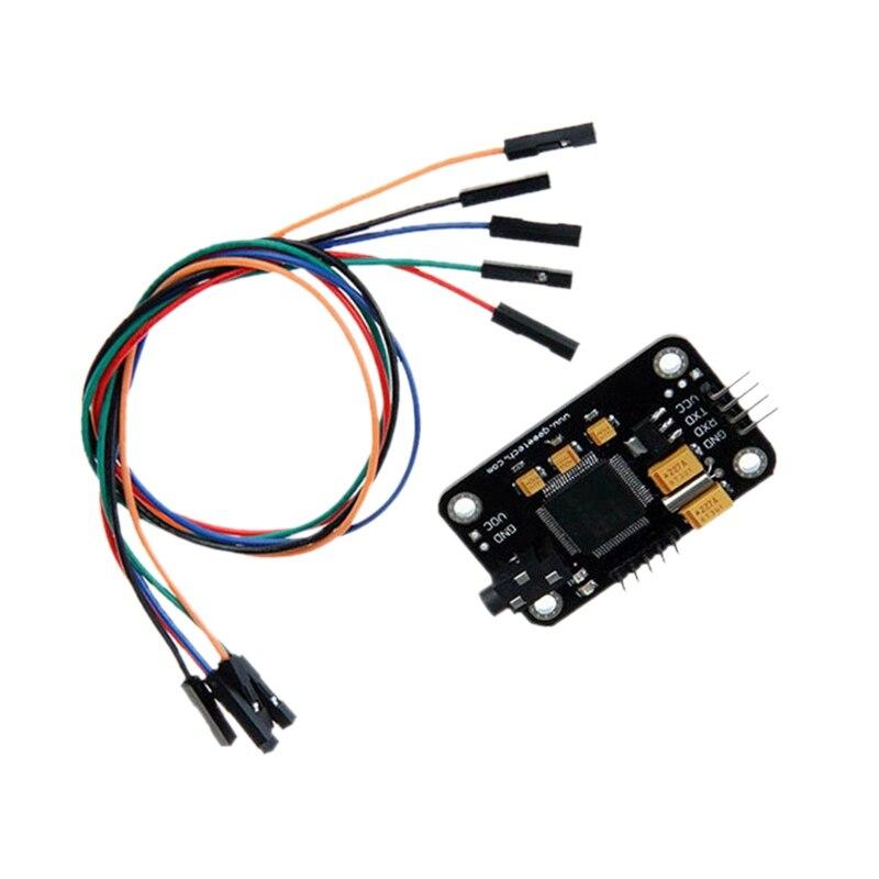 cheapest Dual USB Output Converter DC 9V 12V 24V 36V To 5V DC-DC 3A Step-Down Buck Module KIS-3R33S Voltage Stabilized Module