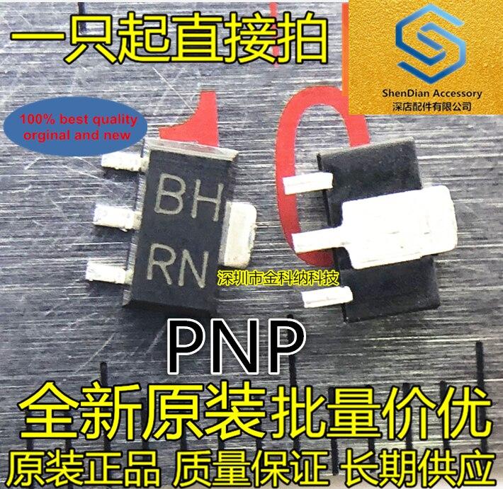 50pcs 100% Orginal New 2SB1386T100R SOT89 Silk Screen BH PNP 20V 5A Low Frequency Transistor Real Photo