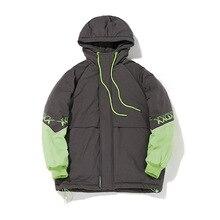 Город, где продукт оригинальная Мужская зимняя хлопковая стеганая куртка пальто трендовая рабочая одежда хлопковое пальто короткая хлопковая стеганая одежда Win