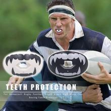 Горячая Защита зубов умелое производство Регби Футбол мундгард ММА Муай Тай Бокс Спорт Защита зубов