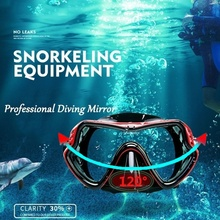 Fashion Underwater Goggles Goggles Diving Glasses Silicone Diving Mask Swimming Equipment High Performance Goggles aryca 2 5 diopters silicone pc swimming goggles black