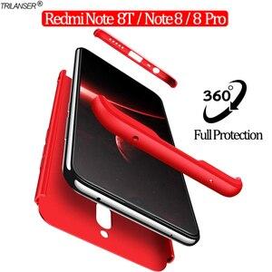 Противоударный чехол, чехол для redmi Xiaomi Note 8 Note 8 T чехол редми ноут 8t жесткий пластиковый защитный бампер чехлы note 8t redmi not 8 t note8pro чехол на ксио...