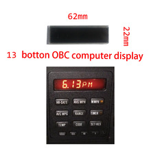 Repair-Display Computer-Screen 13-Button Bmw E28 Car Lcd for E30 OBC Bc1/obc2 325i 325e/325is/325ic/..