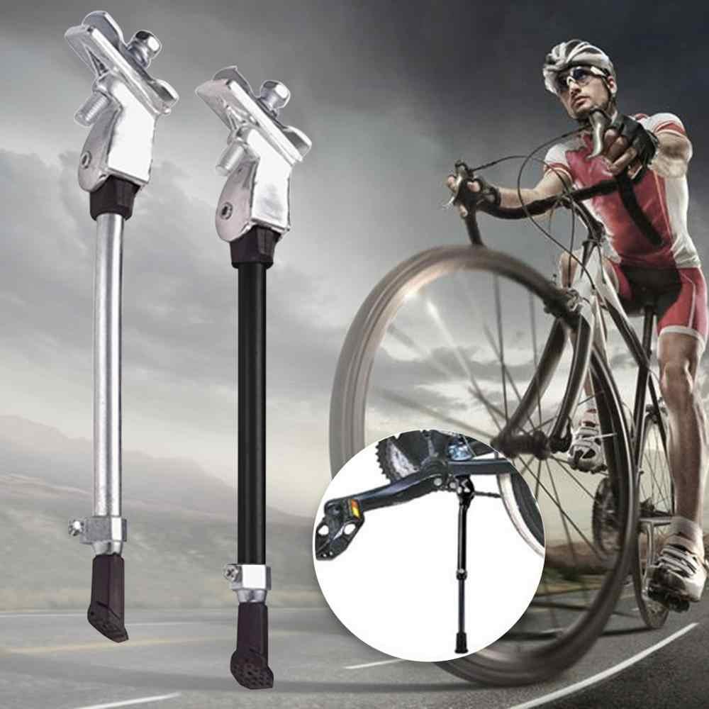 Heavy Duty Mountain Bike Bicycle Prop Side Rear Adjustable MTB Kick Stand Kits