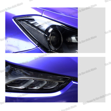 Lsrtw2017 TPU Transparent Black Car Headlight Protective Film for Maserati Levante GHIBLI 2015 2016 2017 2018 2019 2020 styling