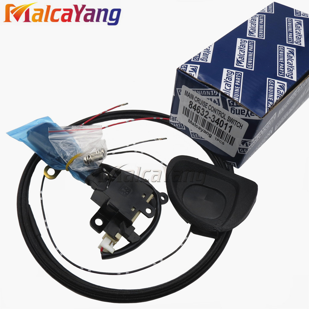 For 4Runner Camry Prius GS460 LX570 RX350 tC xB xD Cruise Control Switch Genuine