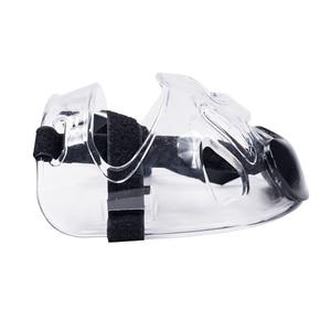 Image 1 - Volledige Cover Boksen Helm Verwijderbare Taekwondo Masker Verstelbare Strips Gezicht Shield Karate Kicking Beschermende Gear Oogbescherming