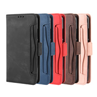 For OPPO A9 2020 A5 2020 A11X Case Premium Leather Wallet Leather Flip Multi card slot Cover For OPPO A9 2020 Case