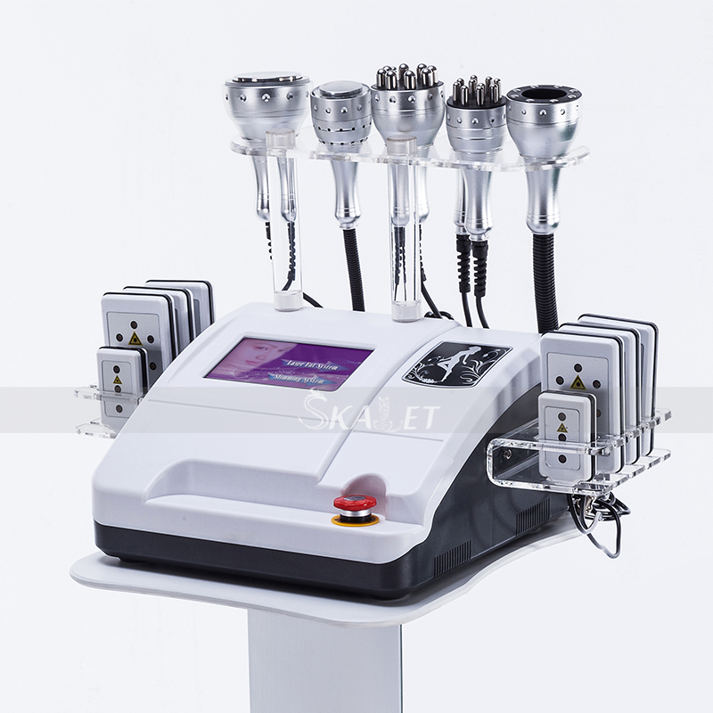 2019 Cheap Price Adjustable Skin Rejuvenation RF Ultrasonic Cavitation Slimming Body Machine For Beauty Salon