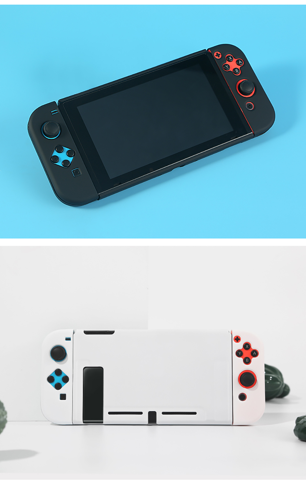 Protective Case Joy Con Controller Shell Hard Housing Full Cover Shell For Nintend Switch (6)