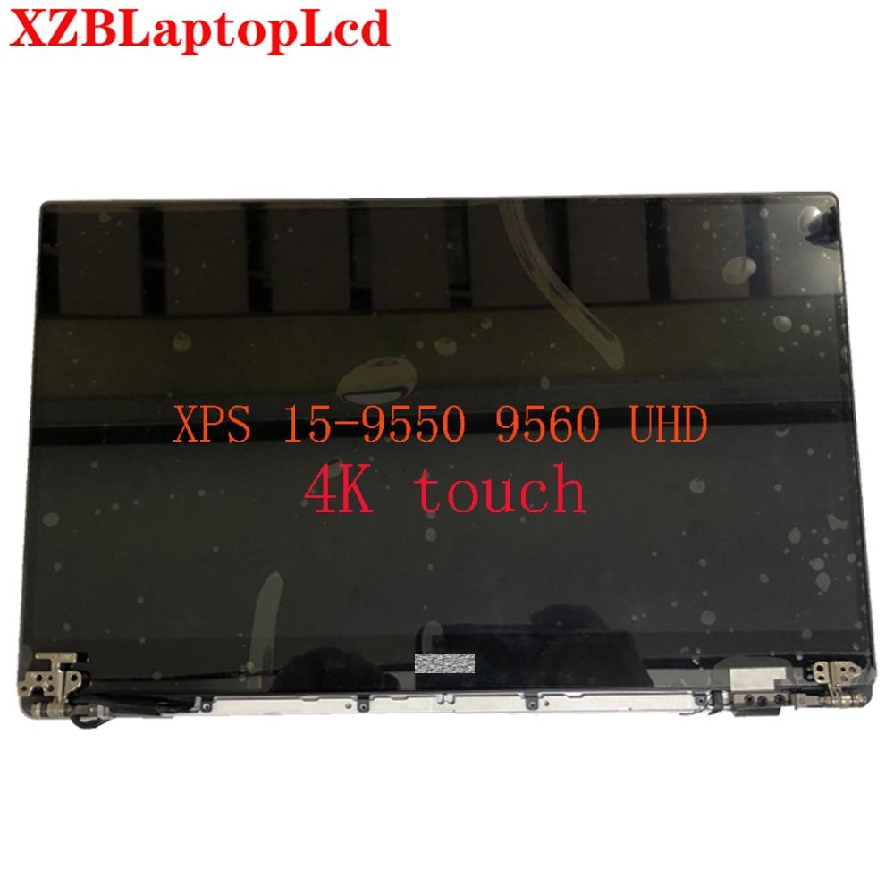 Dell XPS 15 9560 Handballenauflage /& Touchpad UK und EU Layout KKD96