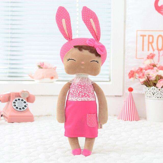 Beautiful Brown Girl in Rabbit Ears