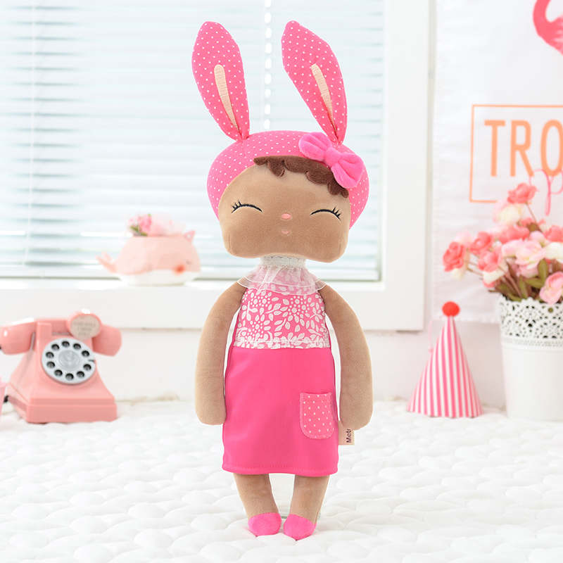 Plush Toys Metoo Angela Black Beauty Dolls 2019 Special Edition Plush Toys With Box Dreaming Girl Plush Rabbit Stuffed Gift Toys