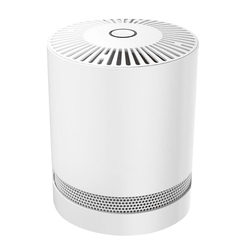 Smart Desktop Push-Button Air Purifier In Addition to Formaldehyde Smog PM2.5 Portable Mute Air Purifier US Plug