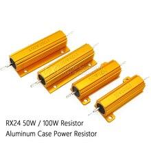 Wirewound Resistor Shell-Case Aluminum-Power Igmopnrq 10k Ohm 1K 100W Metal 200 500 50W