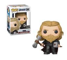 FUNKO POP Thor Hulk veuve noire 454 # Raytheon 482 #479 # poupée en vinyle figurines d'action modèle à collectionner jouet pour enfants cadeau
