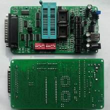 Novo pcb5.0e universal eprom pic flash mpu programador + 27c256/27c512 para o carro
