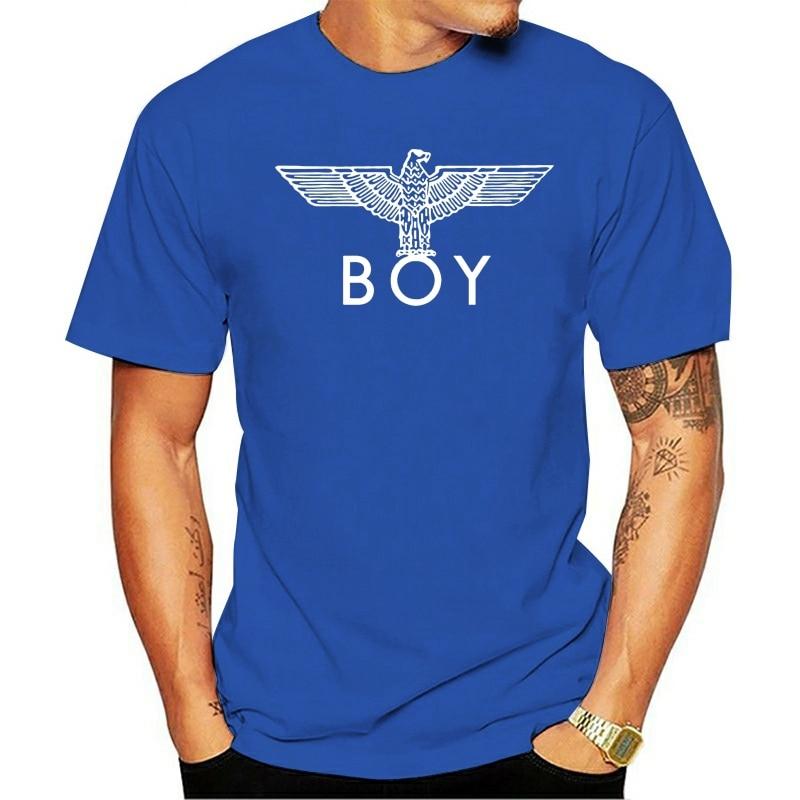 Ведущая Мужская футболка 2021, Лондон, высокое качество, мужской комикс, Молодежный принт