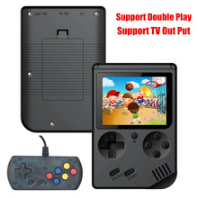 Original Factory Coolbaby RS-6A Retro Portable Handheld Game Console 8-Bit 3.0 Inch Color Screen Game Player Built-in 168 Games coolbaby classic 3 0 inch color screen handheld game console 64 bit game players built in 3000 games support mp3 mp4 mp5