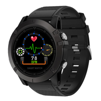 SPOVAN Smart watch IP68 waterproof IOS Android step counter outdoor sports blood oxygen heart rate monitoring