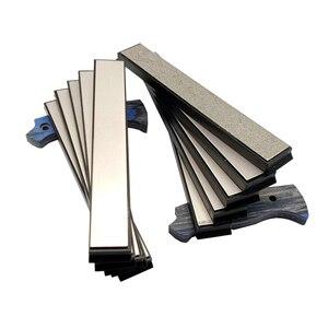Image 3 - 7 sztuk zestaw nóż kuchenny Apex edge Pro temperówka wymiana diamentowa osełka 80 2000Grit