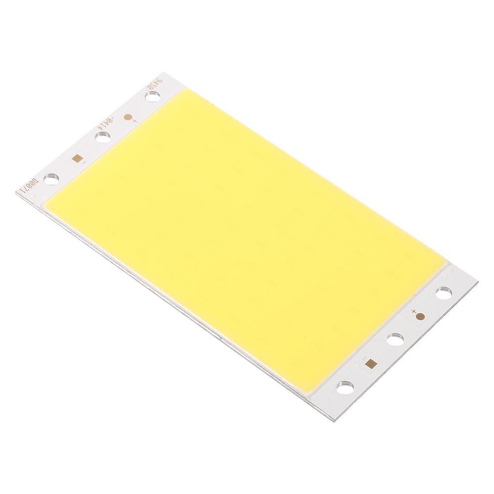 12V-14V COB LED Strip Lamp Light 30W Durable Ultra Bright Chip Bead 94*50MM Chips Hot Sale