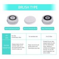 Waterproof Deep Cleansing Face Brush