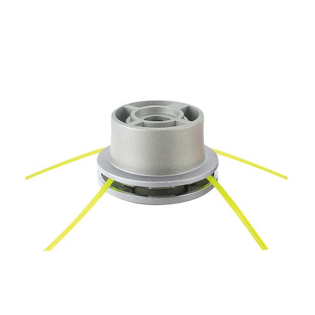 Uniwersalna głowica trymera Aluminium S głowica trymera głowica trymera s zestaw sznurkowy trawa kosa do zarośli akcesoria tanie i dobre opinie Houkiper Inne Żarnik trimmer head