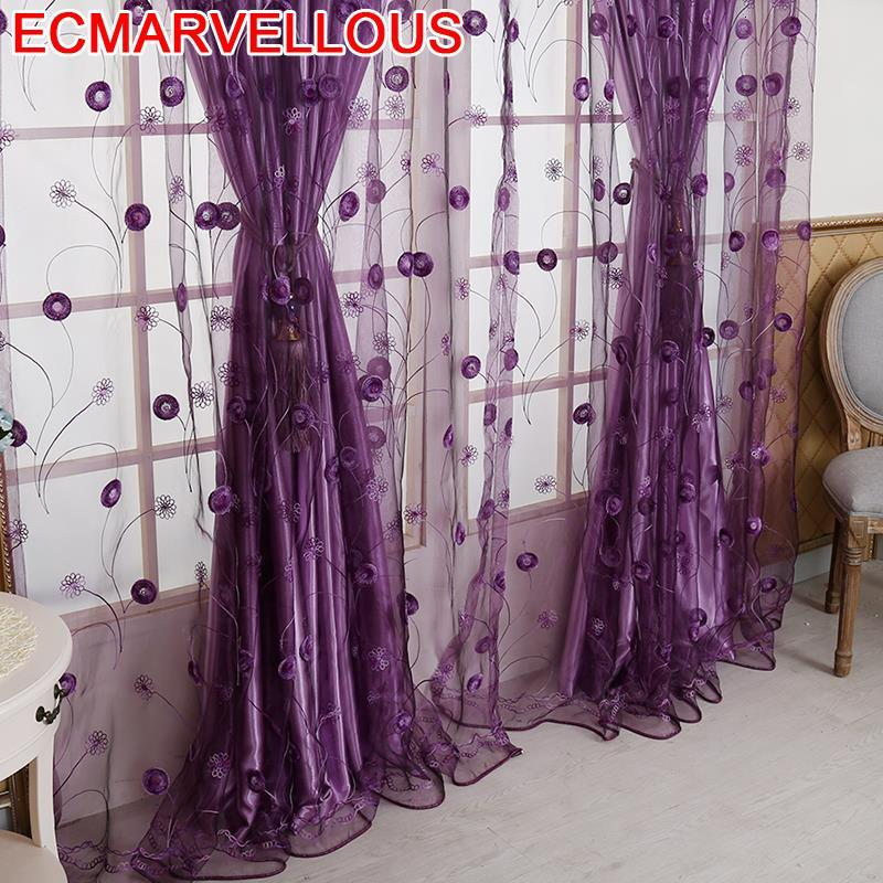 Perde Living Room Zaslony Do Okna Cortinados Bedroom Voilage Fenetre For Kitchen Luxury Cortinas Rideaux Pour Le Salon Curtains
