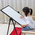 Set Staffelei Haushalt Baby Skizzenbuch Outdoor-Schreibtafel KINDER Multi-funktionale Kinder 3-Jahr-Alte Skizze kinder Kleine