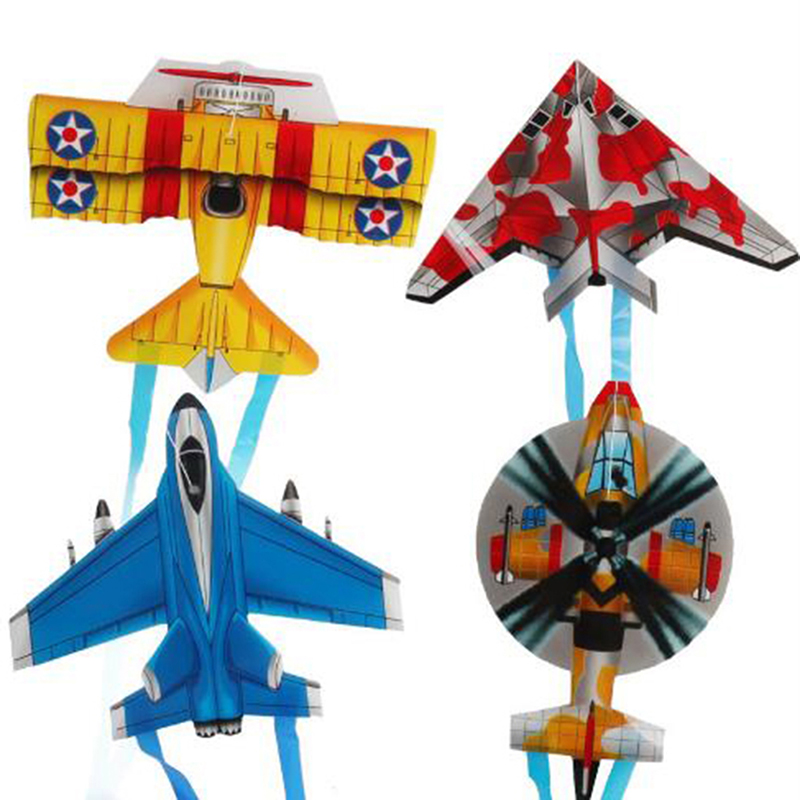 Colorful Pocket Kite Outdoor Fun Sports Software Kite Flying Easy Flyer Kite Toy For Children Kids Novelty Interesting Toys NEW