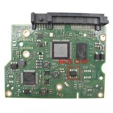 100664987 mantık denetleyici PCB baskılı HDD aksesuarları veri kurtarma dayanıklı devre yeşil için pratik ST2000DM001