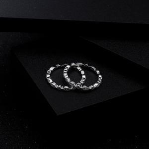 Image 3 - Pulseira de casamento de prata esterlina 925 para mulheres jóias finas anel de balé 0.008ct moissanite ef color eternity band