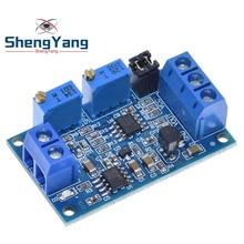 Модуль преобразователя сигналов в напряжение, от 0 до 20 мА/4 -20 мА до 0-3,3 В/0 -5 В/0 -10 в