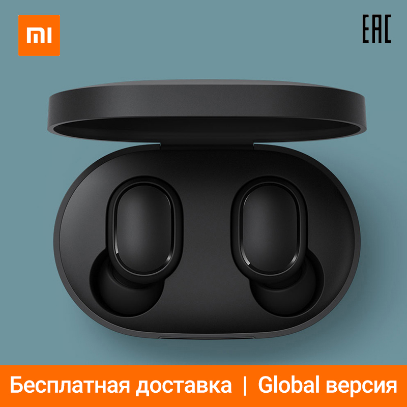 Xiaomi Mi True Wireless Earbuds Basic Bluetooth 5,0 stereo headphones wireless mini tws earbuds true wireless earphone bluetooth earphones with charging box as power bank noise cancel headset yz139