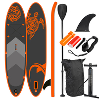 SUP Stand up Paddle Board SUP, surfboard, surf board, bag, paddle, fin, air pump, repair kit, foot leash