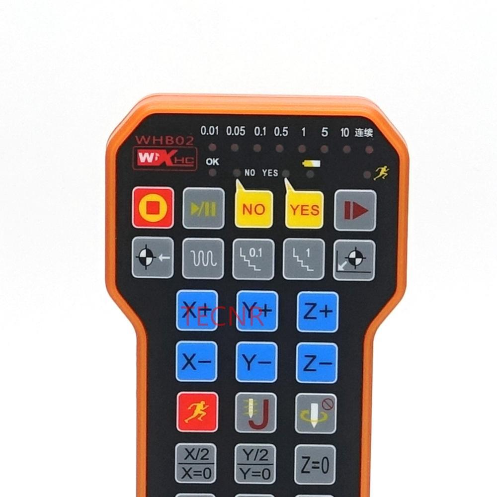Nc studio USB Maniglia remota senza fili con impugnatura di controllo - Macchine utensili e accessori - Fotografia 2