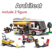 férias modelo construção kits