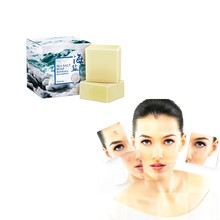 Haiyan Hand Cleaning Soap, Acne Removal, Prevention, Soap Cleaner Moisturizing Sheep Milk Facial Care