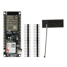 TTGO t-вызов V1.3 ESP32 беспроводной модуль gprs-антенна sim-карта SIM800L модуль ESP32-WROVER-B 2,4 ГГц SIM800L макетная плата