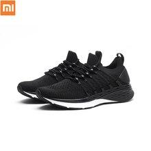 2019 mi mi jia Xiao mi 3 3th ผู้ชายกีฬารองเท้าผ้าใบ Breathable Light รองเท้าสมาร์ทกีฬากลางแจ้ง Goodyear ยาง