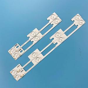 100 uds/lote nuevo para Konka 50 Uds LED32F3700PF/50 Uds LED32F2300NE barra de luz, * 35018402, * 35017947 4 en 1 tira de luz de fondo LED 6v