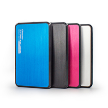 HDD Case 2.5 SATA to USB 3.0 Adapter Olmaster Hard Drive Enclosure For SSD Disk Box 2.0 HD External