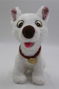 Image 3 - Болт Собака Щенок белая собака плюшевая кукла чучела животное игрушка мальчики девочки детские игрушки для детей Подарки