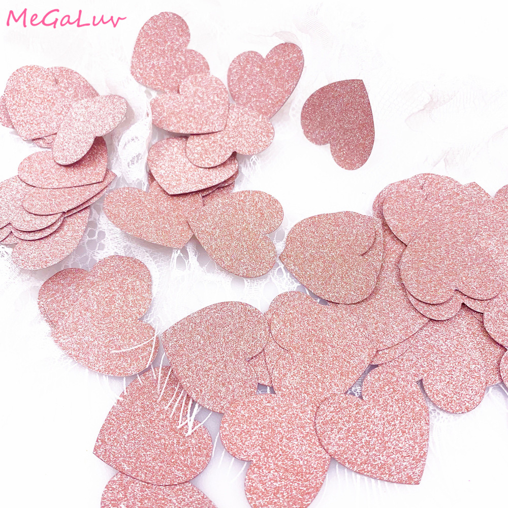 Wedding Table Confetti Sprinkle Party Decoration Foil Hearts Butterflies Stars